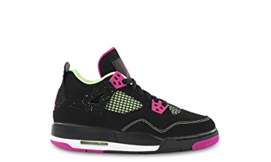 1549b9eef57 Nike air Jordan 4 Retro 30th GG hi top Trainers 705344 Sneakers Shoes (UK 8
