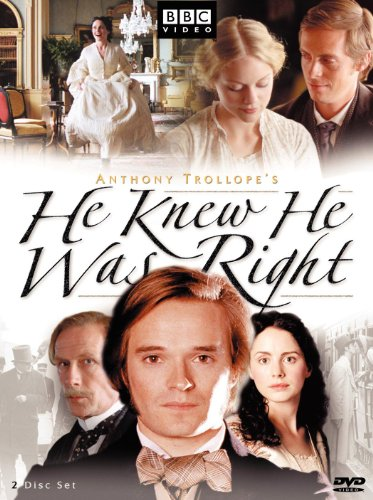 Knew Dvd (He Knew He Was Right)