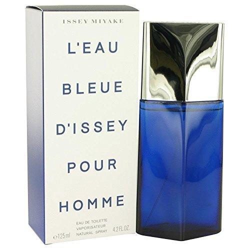 L'eau Bleue D'issey Pour Homme By Issey Miyake Eau De Toilette Spray 4.2 Oz
