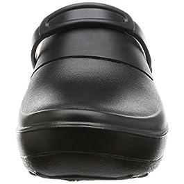 Crocs womens Mercy Work Clog | Slip Resistant Work Shoes