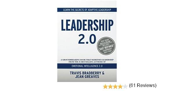 Amazon.com: Leadership 2.0 eBook: Travis Bradberry, Jean Greaves ...