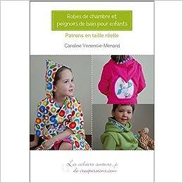 Robes de chambres et peignoirs de bain pour enfants: Caroline ...
