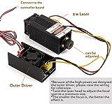 Upgrade Version 3000mW CNC 3018 Pro GRBL Control
