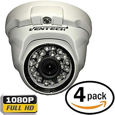 700TVL CCTV Outdoor Security Camera Waterproof IR-Cut Home Surveillance System