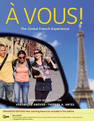 Download À Vous!: The Global French Experience, Enhanced Pdf