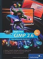 Gimp 2.6 Das umfassende Handbuch Front Cover