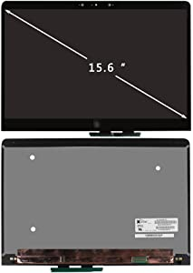 FirstLCD Touch LCD Screen Replacement Compatible for (HP) Spectre x360 15-BL152NR 15-BL112DX 15-BL012DX 15-BL062NR 15-BL075NR digitizer Glass Display Assembly 15.6 inch UHD