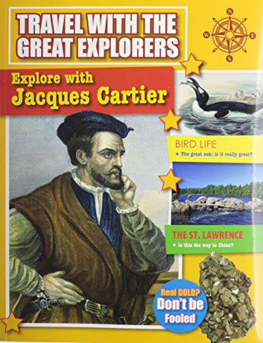 Explore With Jacques Cartier  Travel With The Great Explorers