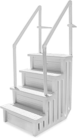 XtremePowerUS Safety Pool Ladder