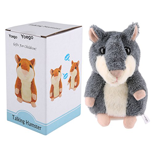 How Can Talking Hamster Plush Toys