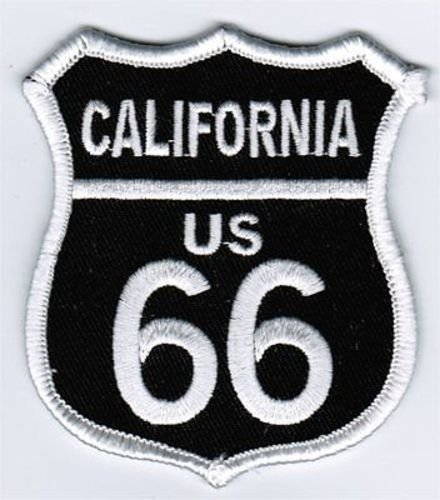 Route 66 Patches - 5