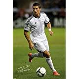 Ronaldo - Autograph Poster Print (24 x 36)