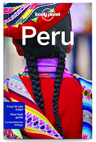 - Lonely Planet Peru (Travel Guide)