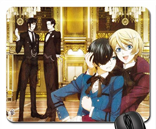 """""""Don't Our Young Master Play Well Together, Claude"""" Mouse Pad, Mousepad (10.2 x 8.3 x 0.12 inches)"""