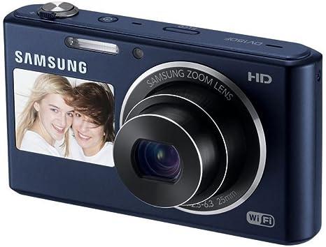 Samsung ec-dv150fbpbus 16,2 MP Smart cámara Digital con Zoom de 5,0 x óptico estabilizado de Imagen con Pantalla LCD de 2,7 Pulgadas: Amazon.es: Electrónica