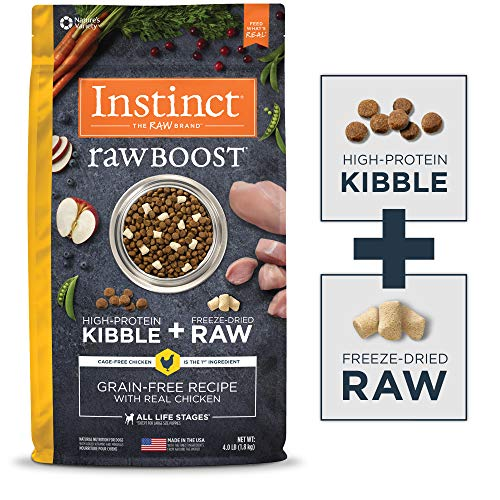 Instinct Raw Boost Dog Food Beef