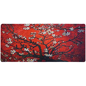 Amazon.com : Cherry Blossoms - Large Gaming Mouse Pad