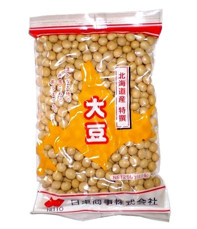 Hokkaido soybean Toyomasari [250g] ?2015 annual production? by soy