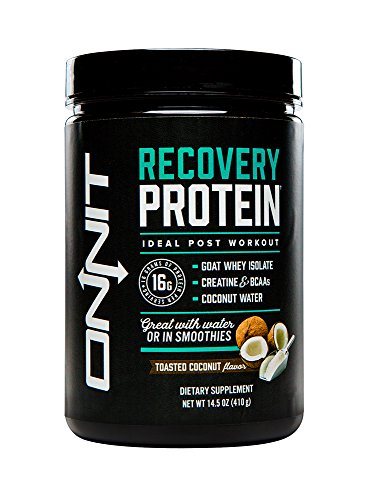 Onnit Recovery Protein Supplement Creatine