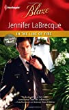 In the Line of Fire, Jennifer LaBrecque, 0373796021
