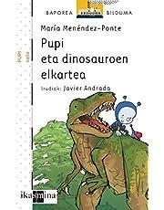 Pupi eta dinosauroen elkartea (El Barco de Vapor Blanca)