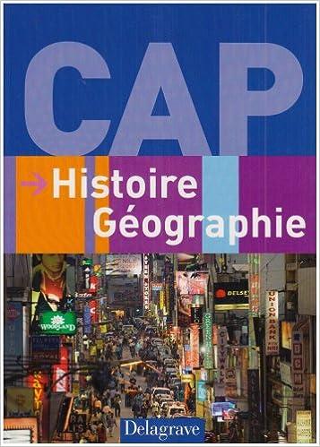 Télécharger en ligne Histoire-Géographie CAP epub, pdf