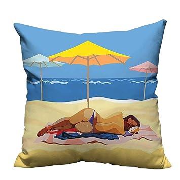 Amazon.com: YouXianHome - Fundas de almohada decorativas ...
