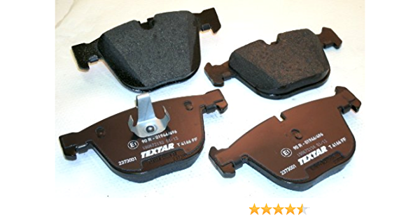 Stock Clearance New TEXTAR Brake Pad Set 2469701 Top Quality