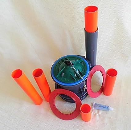 Champion 4 Válvula de descarga Kit de limpieza. Poner más agua en tu Cisterna del