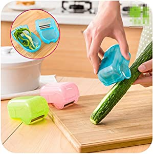 Fruit Vegetable Tool Kitchen Accessories ¬Kitchen gadget multi-function peeler Fruit and vegetable paring knife By Bniweim