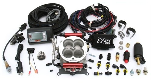 - FAST Fuel Injection 30227-KIT EZ-EFI Self-Tuning Fuel Injection System