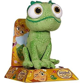 Posh Paws Disney 37059 Tangled Large Pascal Green Chameleon Plush