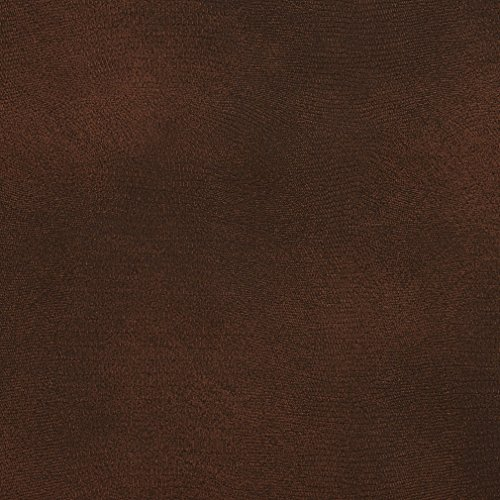 Briarwood Brown Animal Skins Plain Solid Breathables Polyurethane Vinyl Upholstery Fabric by the yard (Sofa Briarwood)
