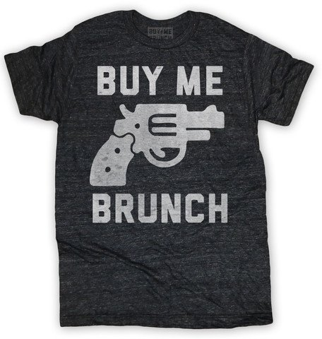 Thing need consider when find buy me brunch guns?