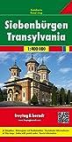 Transylvania: FB.R2: Wegenkaart 1:400 000