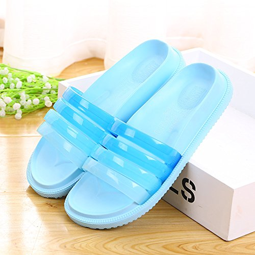 purpura baño 37 de luz 40 azul de de casa Zapatillas la ZqxYwXtHWE