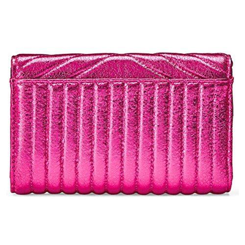 V Secret - Cartera para Mujer Rosa Bombshell Pink 165mm x 110mm: Amazon.es: Equipaje