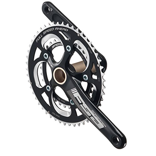 FSA Gossamer 386Evo 11-Speed Road Bicycle Crankset (170 x 39/53)