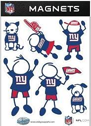 NFL Family Magnet Set