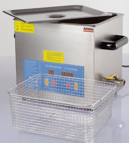 Kendal Commercial Grade 9 Liters 540 Watts HEATED ULTRASONIC CLEANER HB49 by Kendal (Image #2)