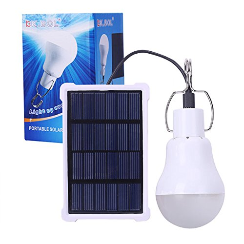 Solar Led Rechargeable Emergency Light - 5