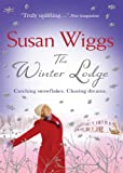 Front cover for the book The Winter Lodge by Susan Wiggs