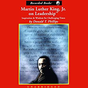 Martin Luther King, Jr. on Leadership Audiobook
