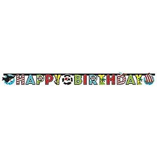 8 lingue di Menelik dai colori vivaci con pirata   30 cm di lunghezza   Bella decorazione festiva fischietti lingue di Menelik per feste a tema pirati   Adatti al meglio a compleanni per bambini NET TOYS