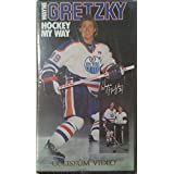 Wayne Gretzky Hockey My Way