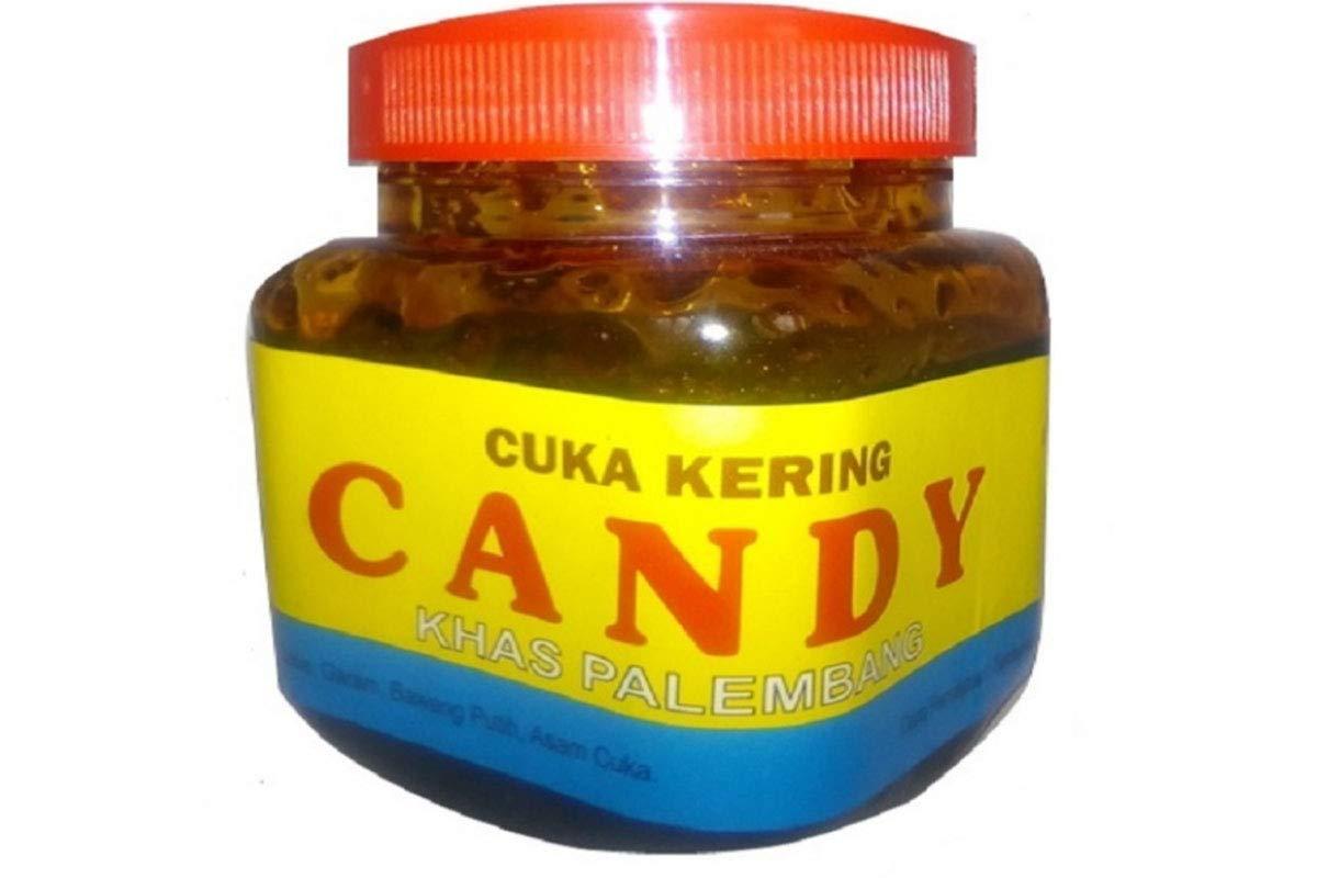 Cuka Kering Pempek Candy (Pempek Candy Dry Vinegar) - 8oz (Pack of 2) by Unknown