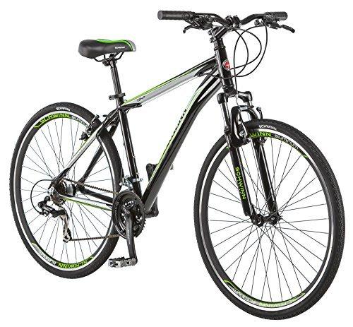 Schwinn or2 700C Men's Hybrid Bicycle, Black, 18