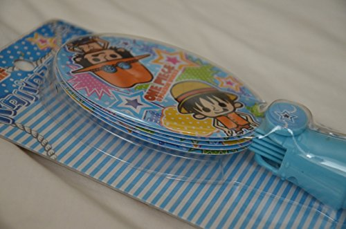 One Piece Anime Folding Fan (Ebay Full Site compare prices)