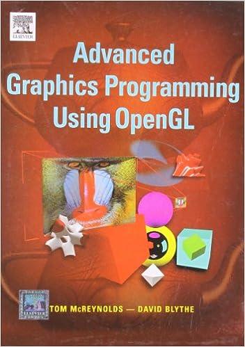 Advanced Graphics Programming Using Open GL
