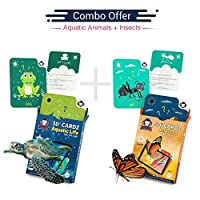 """Aquatic Life + Insects 